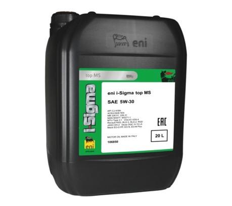 Eni I-Sigma TOP MS 5W-30 (20л.)