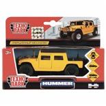 Машина инерционная Технопарк Hummer H1 Пикап 12 см SB-18-09-H1-N(Y)-WB, 272088