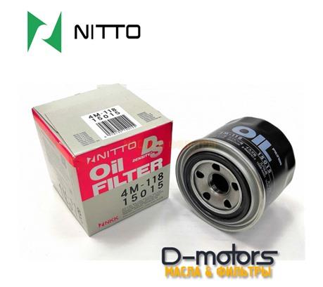 Фильтр масляный NITTO 4M-118