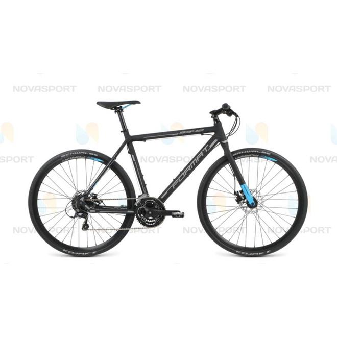 Велосипед FORMAT 5342 Matt Black 700C (2016)  , интернет-магазин Sportcoast.ru