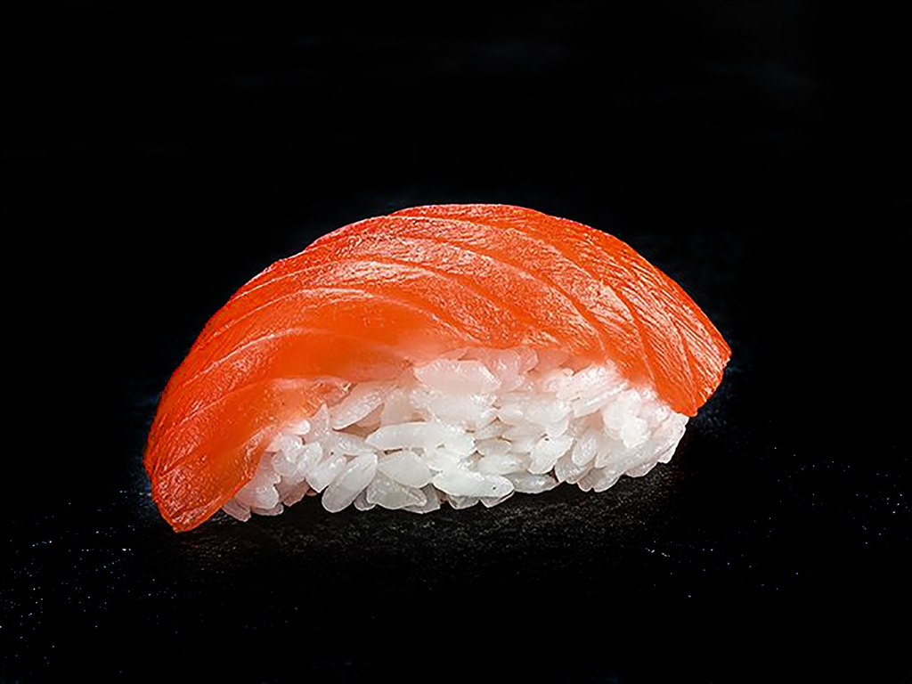 Копченый лосось классический