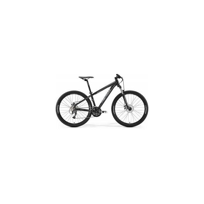 Велосипед Merida Big Seven 40MD Matt Black/Grey (2017) , интернет-магазин Sportcoast.ru