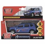 Машина инерционная Технопарк Renault Duster 12 см DUSTER-SPORT, 237520