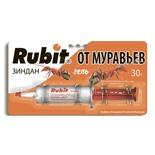 Гель от муравьев Рубит Зиндан 30 г