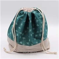 Проектная сумка (большая) Лист лотоса