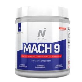 Предтреник MACH 9 30caps с повышением концентрации внимания