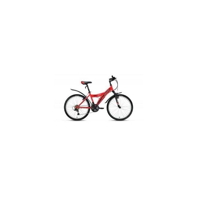 Велосипед Forward Dakota 2.0 24 (2017) Красный, интернет-магазин Sportcoast.ru