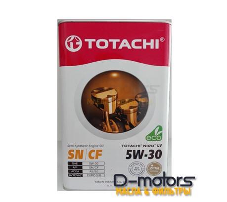 TOTACHI NIRO™ LV SEMI-SYNTHETIC 5W-30 (1л.)
