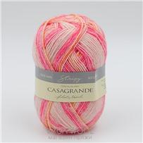 Пряжа Stripy цвет 377, 210м/50г, Casagrande