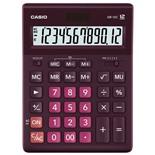 Калькулятор настольный Casio GR-12C-WR-W-EP 12 разрядов 250444