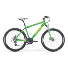Велосипед Merida Matts 6.10MD Green/Lite Green (2017) , интернет-магазин Sportcoast.ru