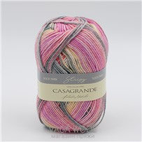 Пряжа Stripy цвет 589, 210м/50г, Casagrande