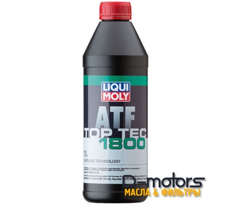 LIQUI MOLY TOP TEC ATF 1800 (1л.)