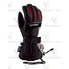 Лыжные перчатки Viking Defender Red, интернет-магазин Sportcoast.ru