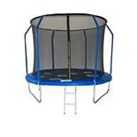 Батут с сеткой и лестницей 12-футовый Sport Elite Play FR-80-12FT (366 см)