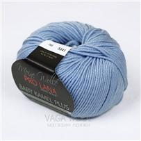 Пряжа Baby Kamel Plus, Голубой 56, 135м/50г, Pro Lana