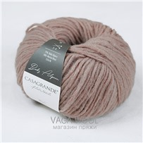 Пряжа Baby Alpaca, цвет 004 Латте, 110м/50г, Casagrande