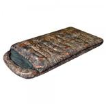Спальный мешок Prival Берлога 2 КМФ (110см, капюшон, 450 гр./м2) (Левый)
