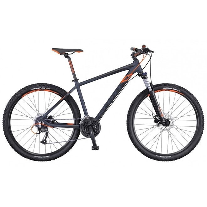 Велосипед Scott Aspect 950 Anthracite/Black/Orange (2016), интернет-магазин Sportcoast.ru