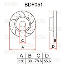 BDF051