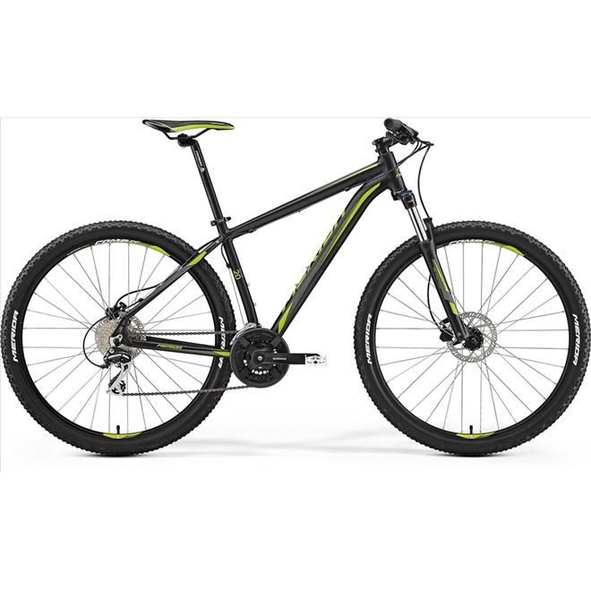 Велосипед Merida Big Nine 20D (2017), интернет-магазин Sportcoast.ru