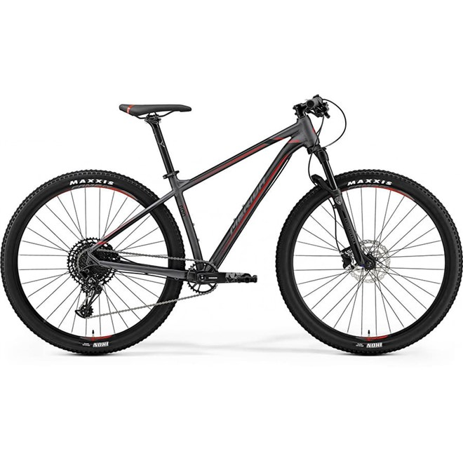 Велосипед Merida Big Nine 600 2019, интернет-магазин Sportcoast.ru