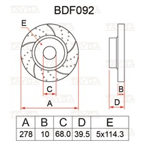 BDF092