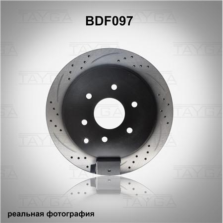 BDF097 - ЗАДНИЕ