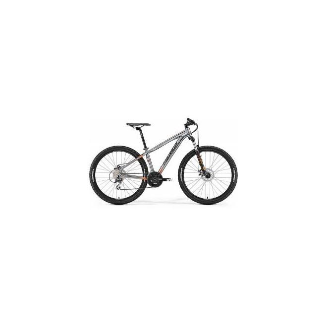 Велосипед Merida Big Seven 20MD Anthracite/Orange/Black (2017) , интернет-магазин Sportcoast.ru