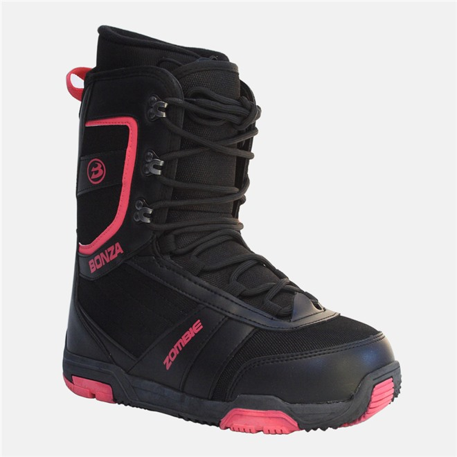 Сноубордические ботинки Bonza Zombie women, интернет-магазин Sportcoast.ru
