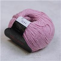 Пряжа Silky, Роса 037, 200м/50г, Pro Lana