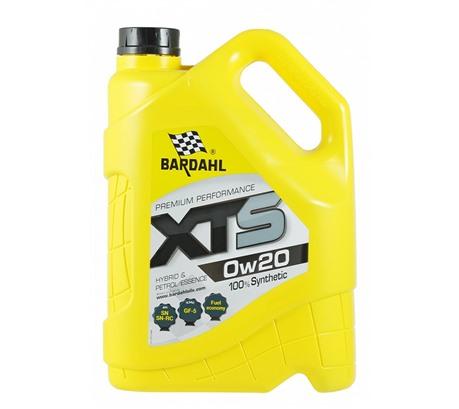 Bardahl XTS 0W-20 (5 л.)
