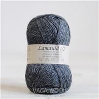 Пряжа Lamauld Серый средний 6080, 100м/50г, CaMaRose, Mellemgra