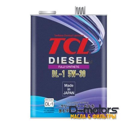 Моторное масло TCL Diesel 5W-30 DL-1 (4л.)