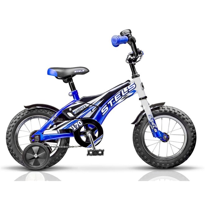 Велосипед Stels Pilot 170 12 (2016), интернет-магазин Sportcoast.ru