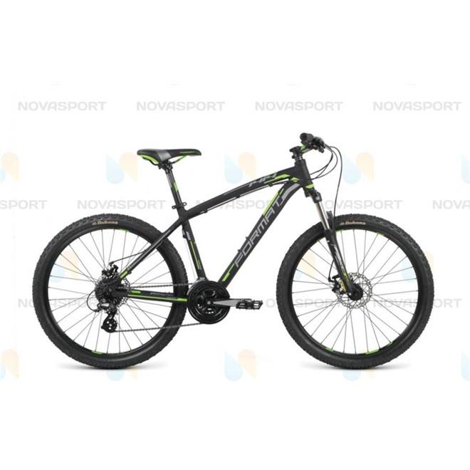 Велосипед FORMAT 1414 Matt Black (2016)  , интернет-магазин Sportcoast.ru