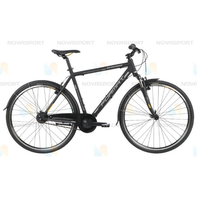 Велосипед FORMAT 5332 Matt Black (2016)  , интернет-магазин Sportcoast.ru
